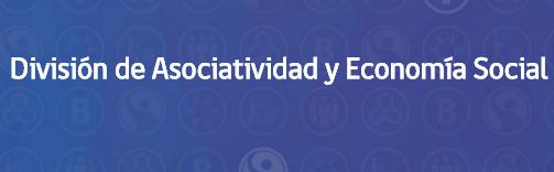 Inicio División de Asociatividad y Economía Social