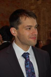 Domagoj Vrgoc, investigador del Núcleo Milenio CIWS