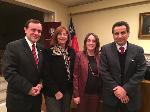 Foto: Academia chilena de ciencias